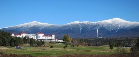 Mt Washington Resort