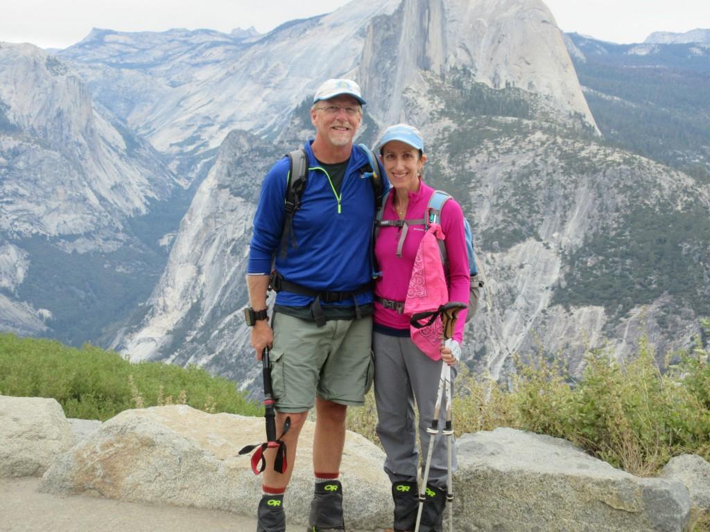 Glacier Point trailhead